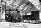 The inventions no one believed in. Locomotive.
